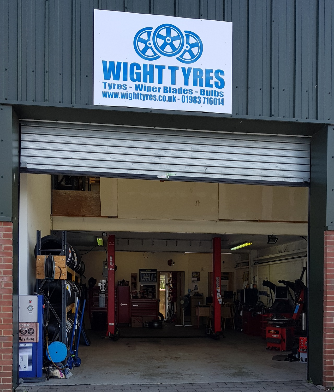 About Wight Tyres We are a local Isle of Wight Tyre centre based in Ryde supplying and fitting tyres of all brands since 2013.